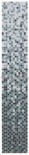 300x300mm dark/light grays classical bathroom tile mosaics