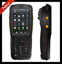 2014 New product,insdustrial pda,cheap nfc mobile phone,with barcode scanner,RFID,3G,PSAM