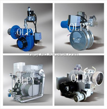 CE and ISO9001approved natural gas /LPG/propane/city gas/furnace gas fired furnace burners for boiler industrial furnace