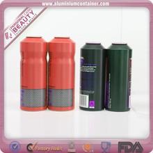 Digital aerosol dispensr dual bottle spray tin cans
