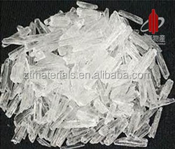 natural menthol crystal for relieving minor aches and pains
