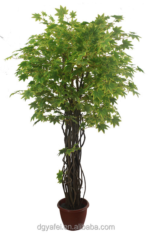 New d coratif r aliste artificielle mini bonsa arbres for Arbre bonsai exterieur