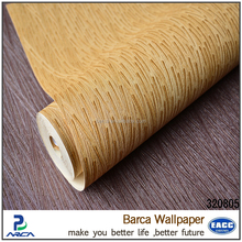 Barca 3208 series 2015 3d traditional heavy antique style embossed washable vinyl wallpaper stock