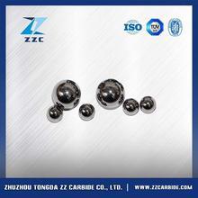 Zhuzhou ZZC sale 0.3mm sintered carbide balls popular sale in France