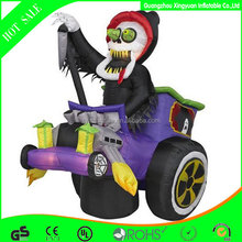 2015 new design halloween inflatable ghost for sale