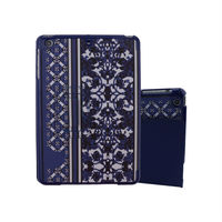 Latest trends customed rechargeable battery case for ipad mini