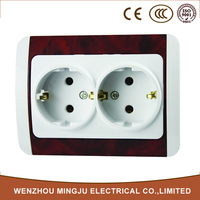 China Dropship Company 16A High Quality Electric Outlet Socket