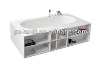 modified acrylic resin bath tub