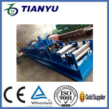 c channel rolling machine  Fully Automatic Cutting Style