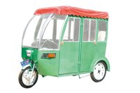 2015 Electric Driving Type and Open Body Type Electric Tricycle for passengers YuFeng