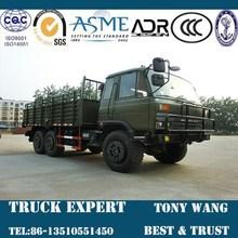 6x6 Dongfeng 25 Ton Lorry Truck, 6x6 truck, Van truck