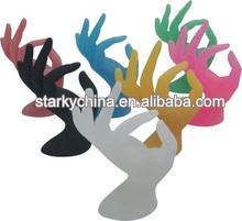 artificial practice hand