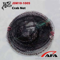 High quality nylon crab fishing net eel trap,crab cage JSM10-1005