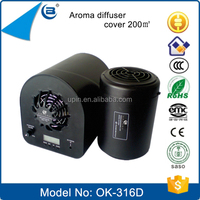 china wholesaler electric scent air machine for office