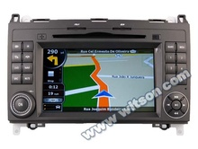 WITSON radio tape recorder for MERCEDES-BENZ Viano WITH A8 CHIPSET 1080P V-20DISC WIFI 3G INTERNET DVR SUPPORT