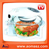 Alibaba china micro electrical round 12v microwave oven
