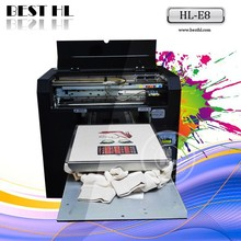 High Quality TShirt Printing Machine For Any Color T Shirts,Directly Print And Instantly Dry