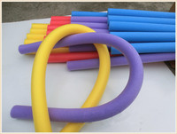 swimming float floating bar for sale, foam EPE pool swimming noodles, 1.5M foam pool stick