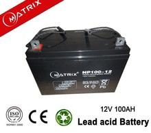 12v 100ah rechargeable dry batteries manufacturers