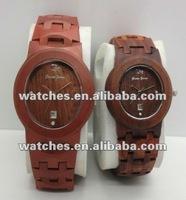 2012 popular fashion best quality Wood Watch