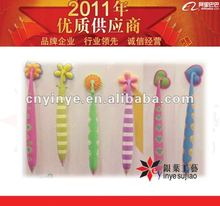 2012 Hotsale Floating Soft Pvc Pen With Magnetic For Office&School