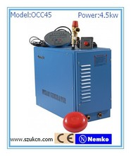 small steam powered generator for family/residential user
