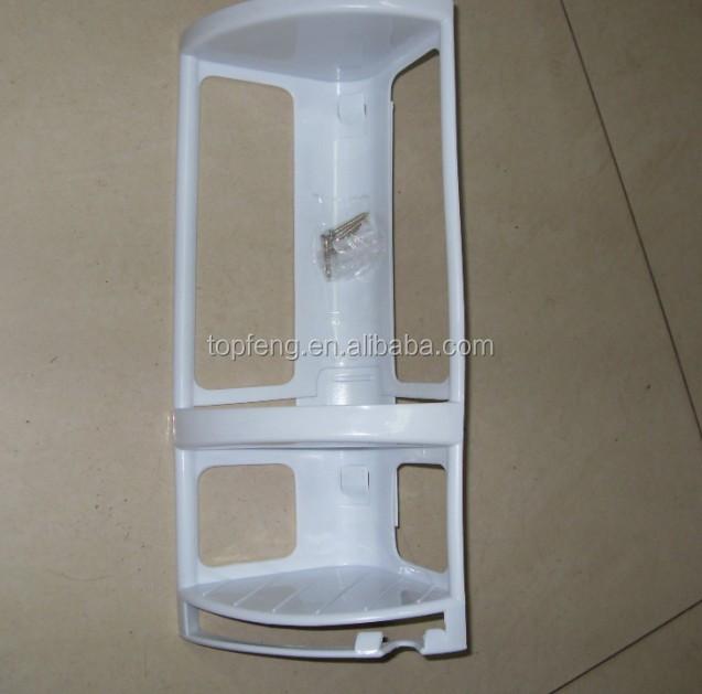 Luxury Plastic Corner Shower Caddy  Foter