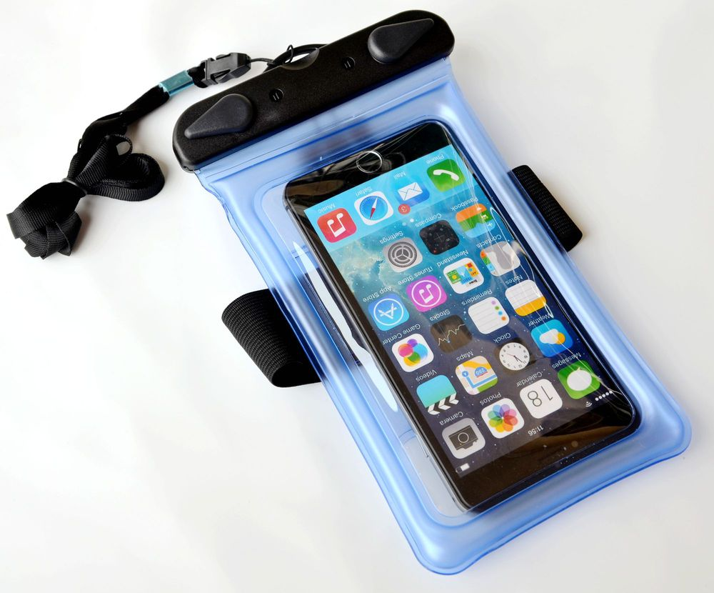 Plastic bags material - Wholesale Wholesale Pvc Waterproof Arm Bag For Cell Phone