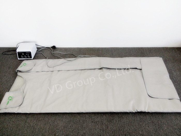 3 Heating Zones Portable Infrared Slimming Blanket(id ...