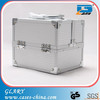 Aluminum small cosmetic train case made in china