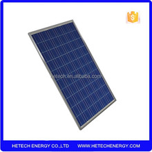 1kw solar panel with 4 pieces of poly pv solar panel 250 watt