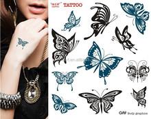 Custom Fashionable Body Temporary/ Tattoo Sticker /Body Sticker