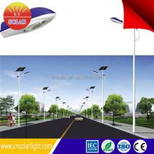 Main Road solar street light yingli