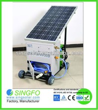 Singfo High efficiency PV solar energy drinking water purifier