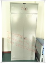 Best Selling Mirrored Top Cabinet Wardrobe Cabinet with 2 Drawers