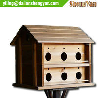 Big Double Bird Houses,Aviary Bird Cage,Large Bird Cage Decoration