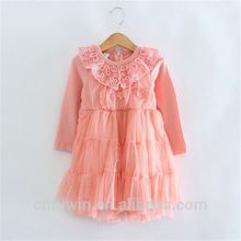 3 year old cotton baby girl dresses