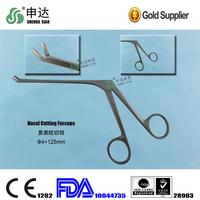 China E.N.T department 0 degree Nasal Cutting Forceps