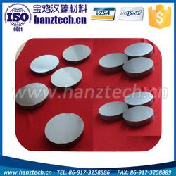Buy tungsten sheet plate disc