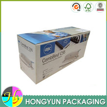 high quality toner cartridge packing box