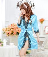 On Sale Cheap 100% Polyester Women Sexy Sleepwear, Nightwear