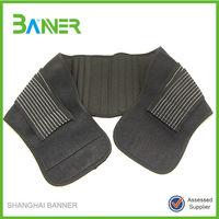 Wholesale lumbar brace protector neoprene double waist band