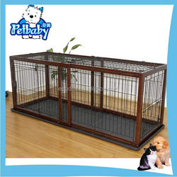 Good quality Cheapest dark green pet cages