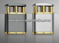 metal cigarette case with lighter windproof