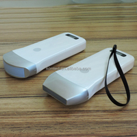 Portable Wireless Ultrasound Probe Medical Device