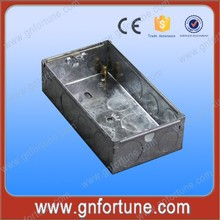 Hot Sale 3x6 Electrical Metal Switch Boxes