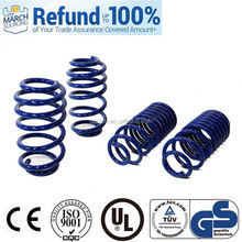 support sample order spring steel wire pop up tent plastic spring coil roll forming