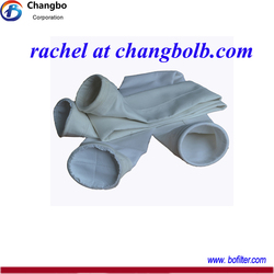 Polypropylene bag filter / Industrial bag filter / bag filter housings