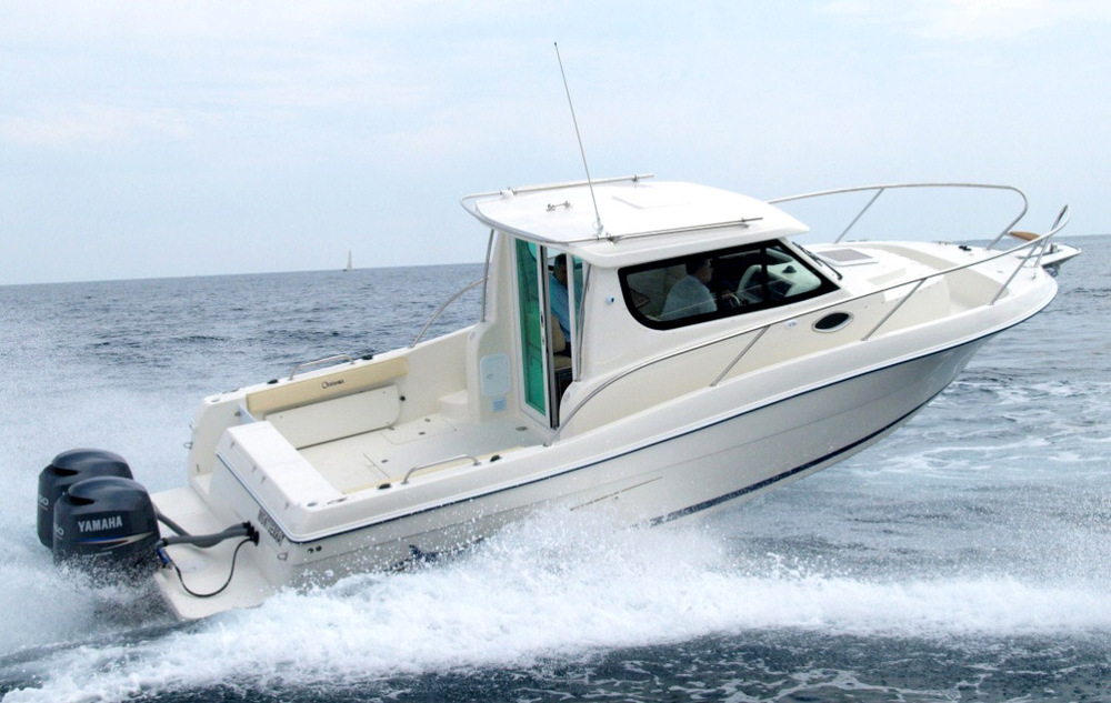 Hot sale 30ft fiberglass sport fishing boat prices buy for Fishing boats for sale