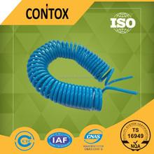 G101 pneumatic polyurethane tubing,coiled pu hose